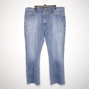 Lucky Brand 181 Relaxed Straight Medium Wash Jeans
